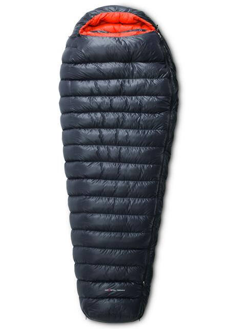 Yeti V.I.B. 600 M Sleeping Bag Zip L red/black